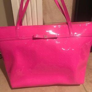 Kate Spade Metro HOT pink